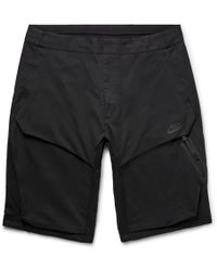 Nike - Tech Pack Twill Shorts - Lyst