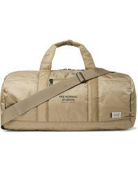 Pas Normal Studios Porter-yoshida & Co Logo-print Shell Duffle Bag - Multicolour