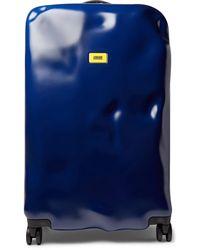 Crash Baggage Icon Large Polycarbonate Suitcase - Blue