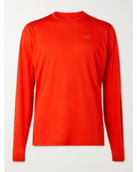 Arc'teryx Velox Libro T-shirt - Red