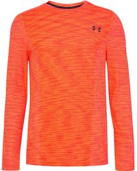 Under Armour - Threadborne Seamless Mélange T-shirt - Lyst