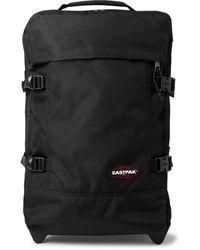 Eastpak Tranverz S Canvas Carry-on Suitcase - Black