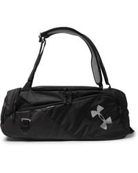 Under Armour Ua Contain Duo 2.0 Shell Backpack - Black