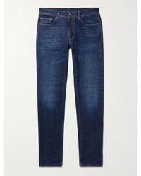 Acne Studios North Skinny-fit Denim Jeans - Blue