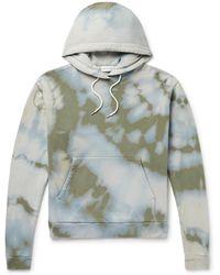 John Elliott - Sequoia Tie-dyed Cotton-jersey Hoodie - Lyst