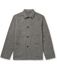 barbour lulham wool jacket