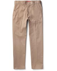 Wacko Maria Zack Twill Pants - Multicolor