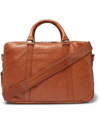 Shinola - Leather Briefcase - Lyst