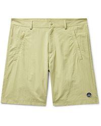adidas Originals Spezial Heswall Logo-appliquéd Nylon Shorts - Green