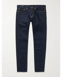 Edwin Slim-fit Selvedge Jeans - Blue