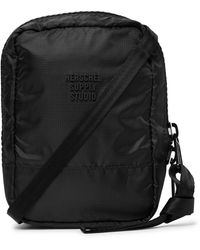 Herschel Supply Co. Studio City Pack Hs8 Ripstop Messenger Bag - Black
