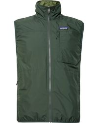 Patagonia - Crankset Reversible Shell And Ripstop Vest - Lyst