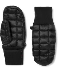 The North Face - Thermoball Ripstop And Primaloft Mittens - Lyst