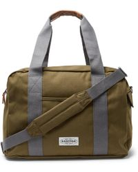 Eastpak - Deve Canvas Holdall - Lyst