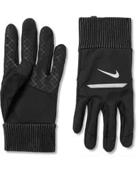 Nike - Shield Gloves - Lyst