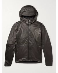 Veilance Rhomb Gore-tex Coated-shell Jacket - Black