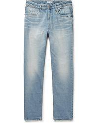 Nonnative | Dweller Slim-fit Denim Jeans | Lyst