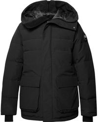 Canada Goose - Wedgemount Quilted Canvas Hooded Down Jacket - Lyst