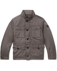 BOSS - Padded Nylon Field Jacket - Lyst