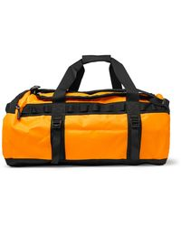 The North Face Base Camp Duffel Bag M - Yellow