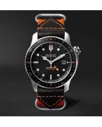 Bremont - Endurance Limited Edition Automatic Gmt 43mm Titanium Watch - Lyst
