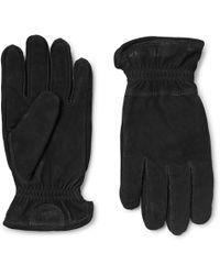 Hestra - Ymer Fleece-lined Nubuck Gloves - Lyst