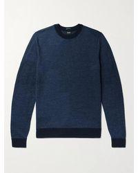 BOSS by Hugo Boss - Virgin Wool Sweater - Lyst