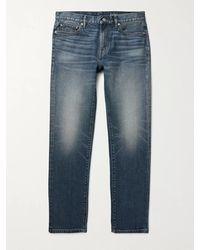 Outerknown Ambassador Slim-fit Organic Denim Jeans - Blue