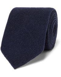Drake's - 8cm Cashmere Tie - Lyst