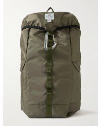 Epperson Mountaineering Climb Pack Medium Logo-appliquéd Recycled Cordura Backpack - Green