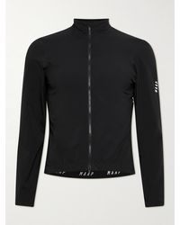 MAAP Prime Stow Slim-fit Shell Cycling Jacket - Black