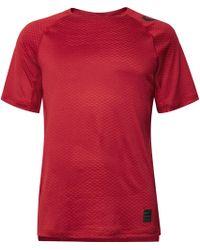 Nike - Pro Hypercool Dri-fit Mesh T-shirt - Lyst