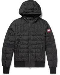 Canada Goose - Cabri Quilted Shell Hooded Down Jacket - Lyst