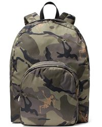 Alexander McQueen - Camouflage-print Shell Backpack - Lyst