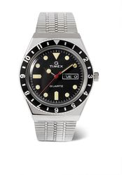 Timex Q Reissue 38mm Stainless Steel Watch - Metallic