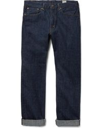 Orslow - 107 Washed Selvedge Denim Jeans - Lyst