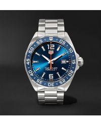 Tag Heuer - Formula 1 Quartz 43mm Stainless Steel Watch - Lyst