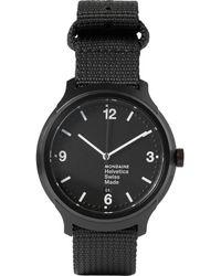 Mondaine - Helvetica No1 Bold Watch - Lyst