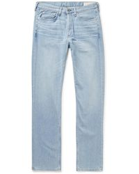Rag & Bone Fit 2 Slim-fit Stretch-denim Jeans - Blue