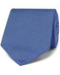 Kingsman | + Drake's 8cm Silk-jacquard Tie | Lyst