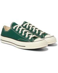 Converse Chuck 70 Ox - Green