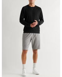 Paul Smith Cotton-jersey Pyjama T-shirt - Black