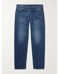 Edwin Straight-leg Selvedge Jeans - Blue