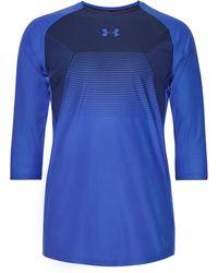 Under Armour - Vanish Two-tone Heatgear T-shirt - Lyst