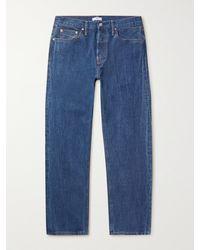 SSAM Selvedge Jeans - Blue