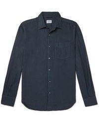 Aspesi Linen Shirt - Blue