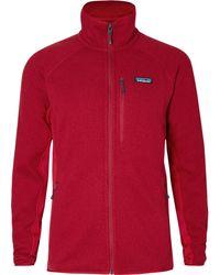 Patagonia - Performance Better Jumper Fleece Zip-up Jacket - Lyst