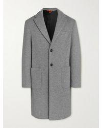 Barena Wool-blend Coat - Grey