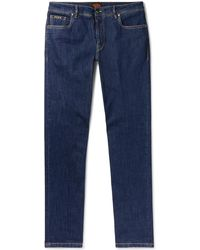 Tod's Denim Jeans - Blue
