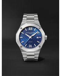Baume & Mercier Riviera Automatic 42mm Stainless Steel Watch - Metallic
